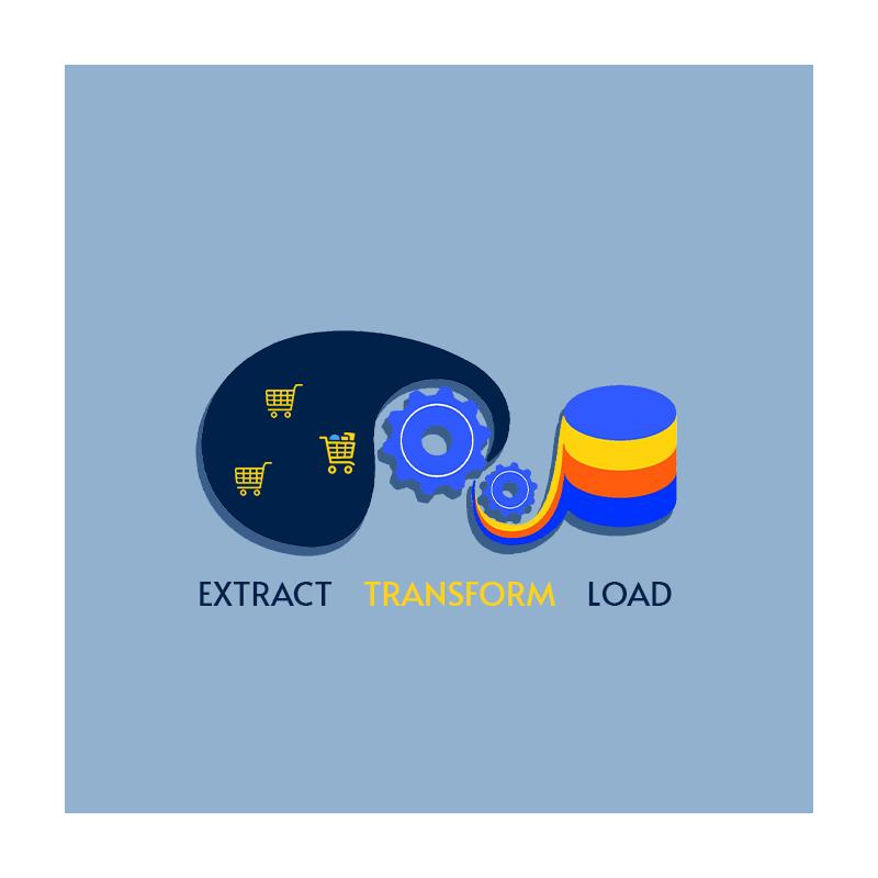 Extract Transform Load migrazione