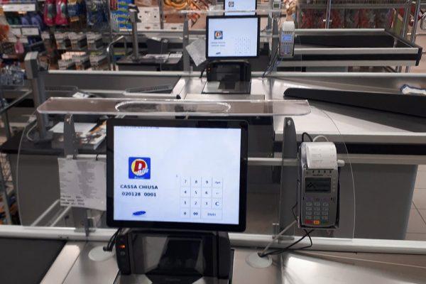cassa supermercato